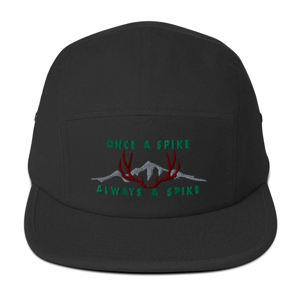 Five Panel Cap Original Rowther Embroidered – FREE DELIVERY