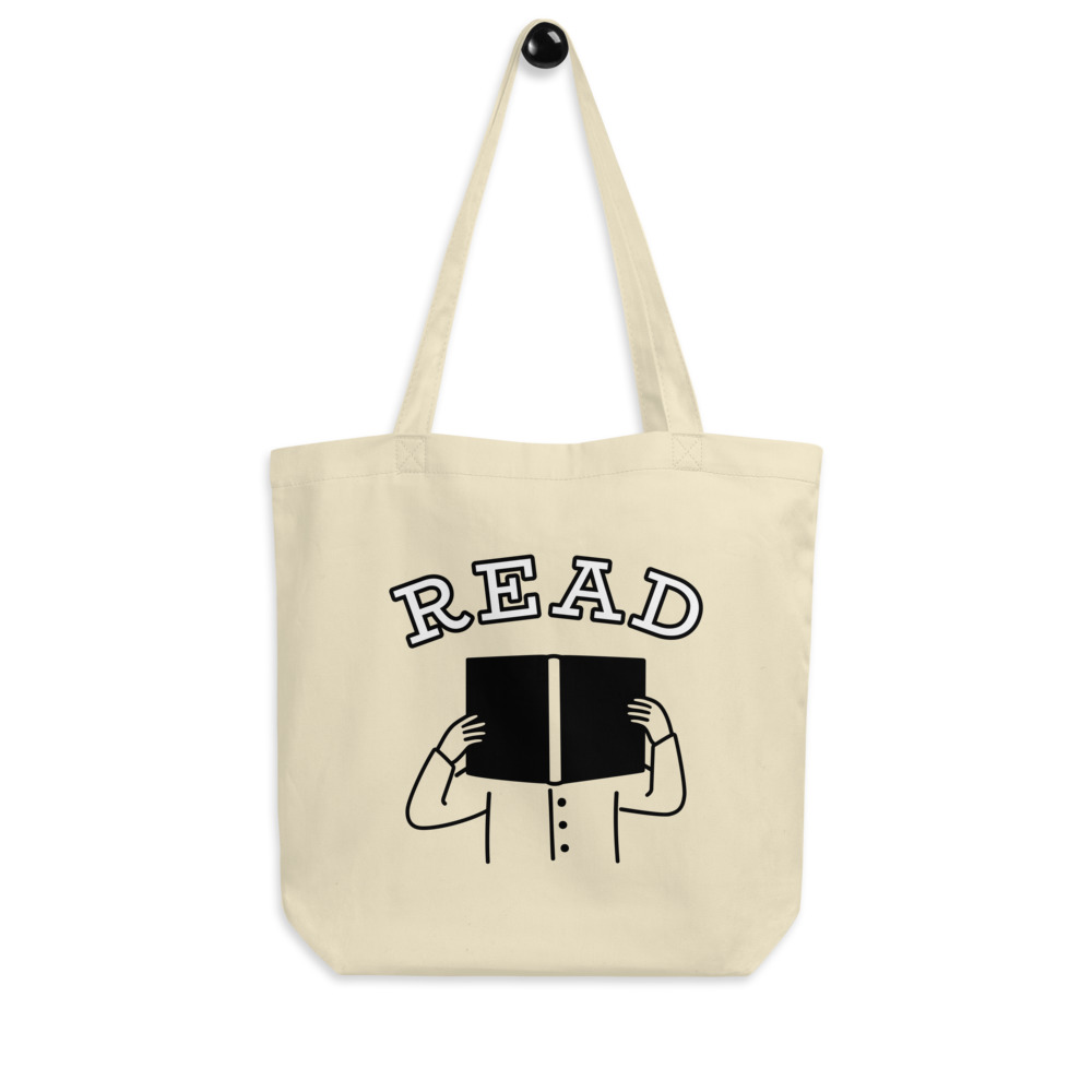Read Eco Tote Bag – Free Shipping