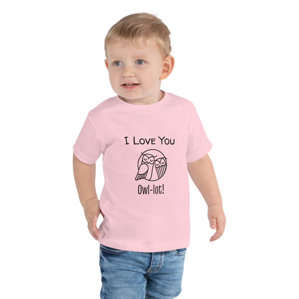 Toddler Short Sleeve Tee – FREE DELIVERY