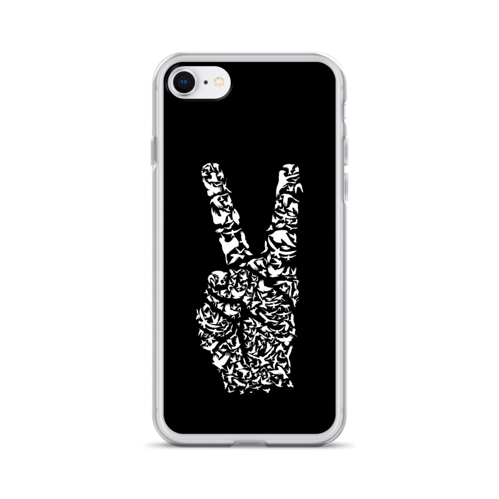 Peace/Doves iPhone Case – Free Shipping