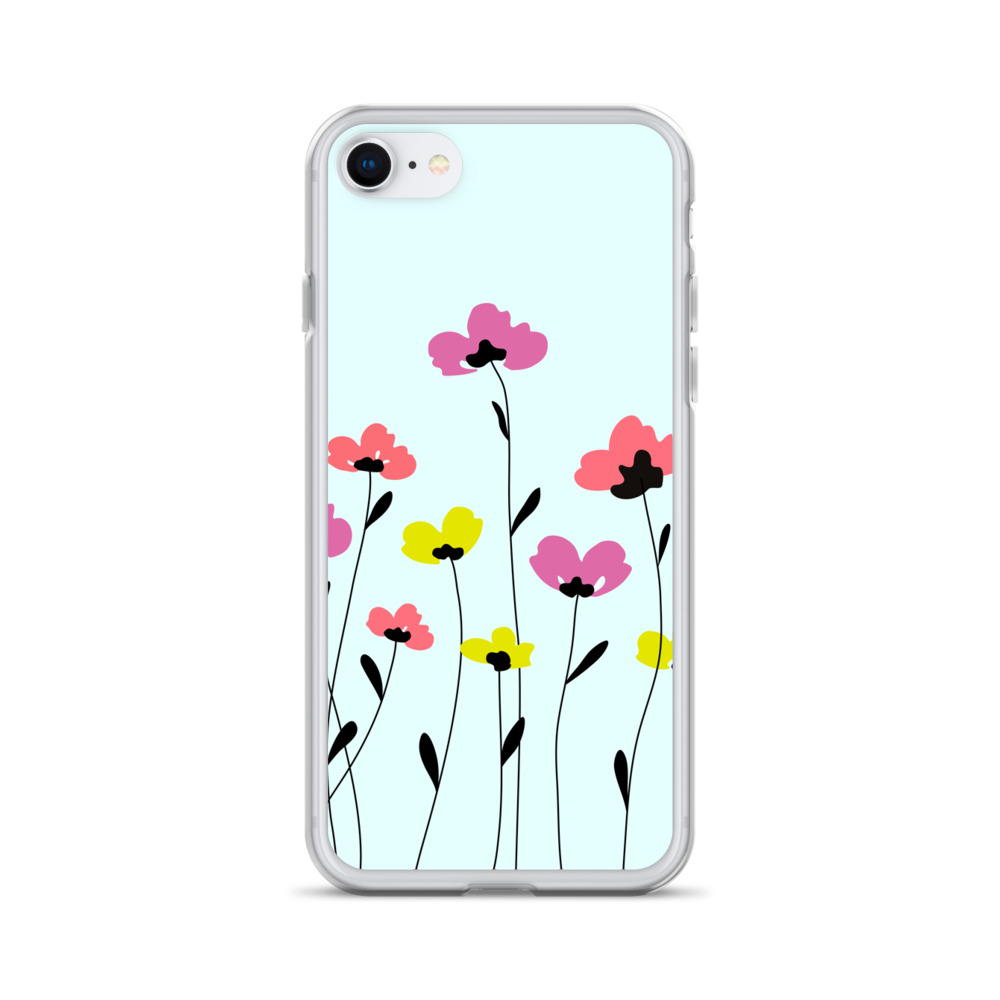 Flower iPhone Case – Free Shipping