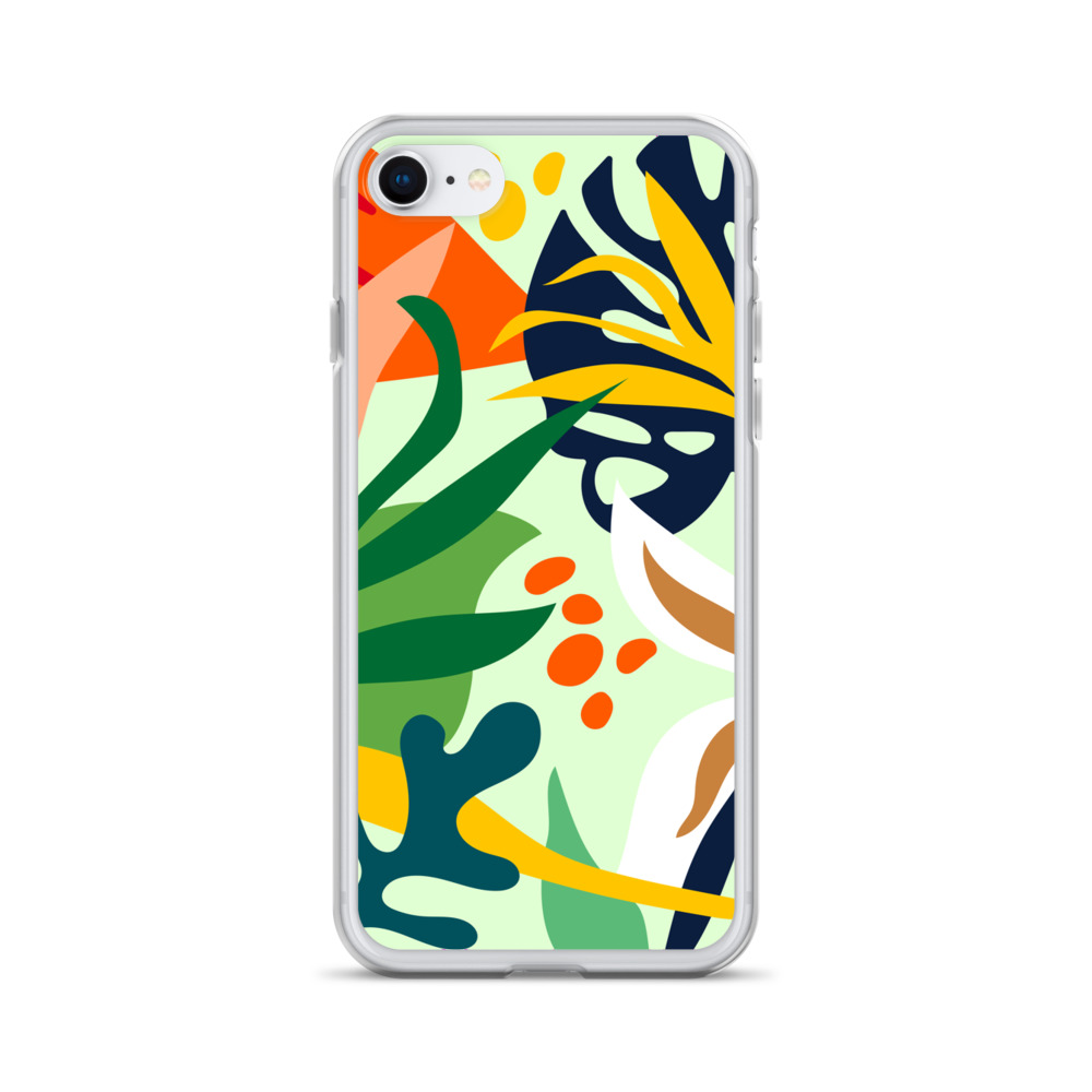 Jungle Print iPhone Case – Free Shipping